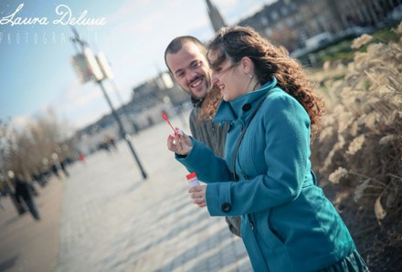 Photos couple Bordeaux