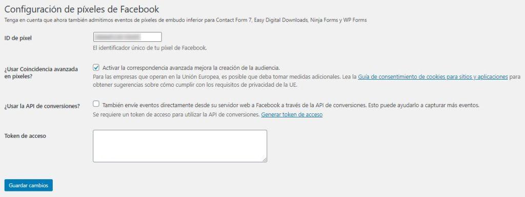 subir plugin de facebook a wordpress