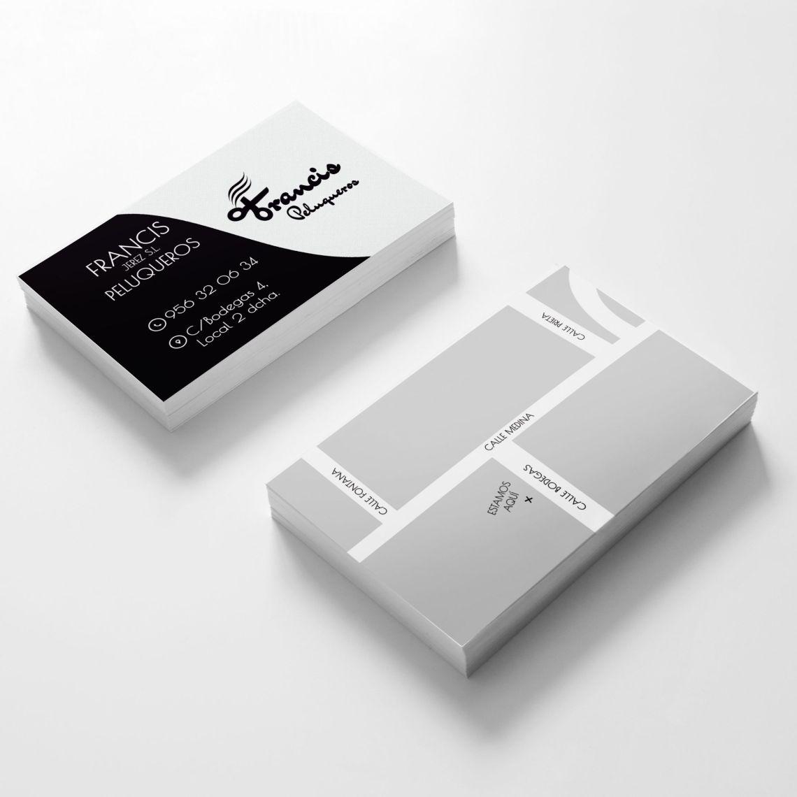 tarjetas visita jerez