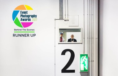 Monitor - Runner Up at Event photography Awards 2017