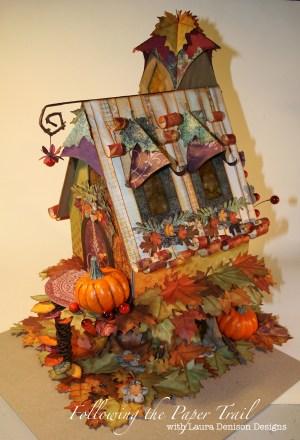 LDD Autumn Fairy House 1