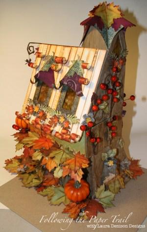 LDD Autumn Fairy House B