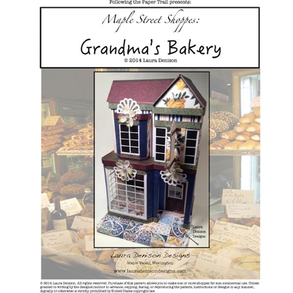 Maple Street Grandma's Bakery and Santa's Workshoppe