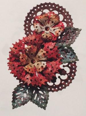 gears flower