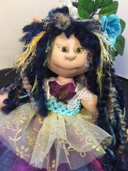 A sweet little faerie….