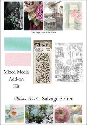winter 2016 mix media kit