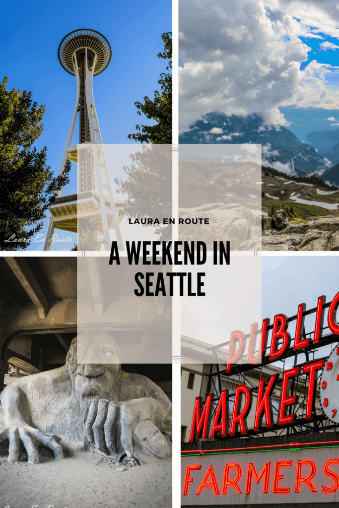 A Weekend in seattle (1)
