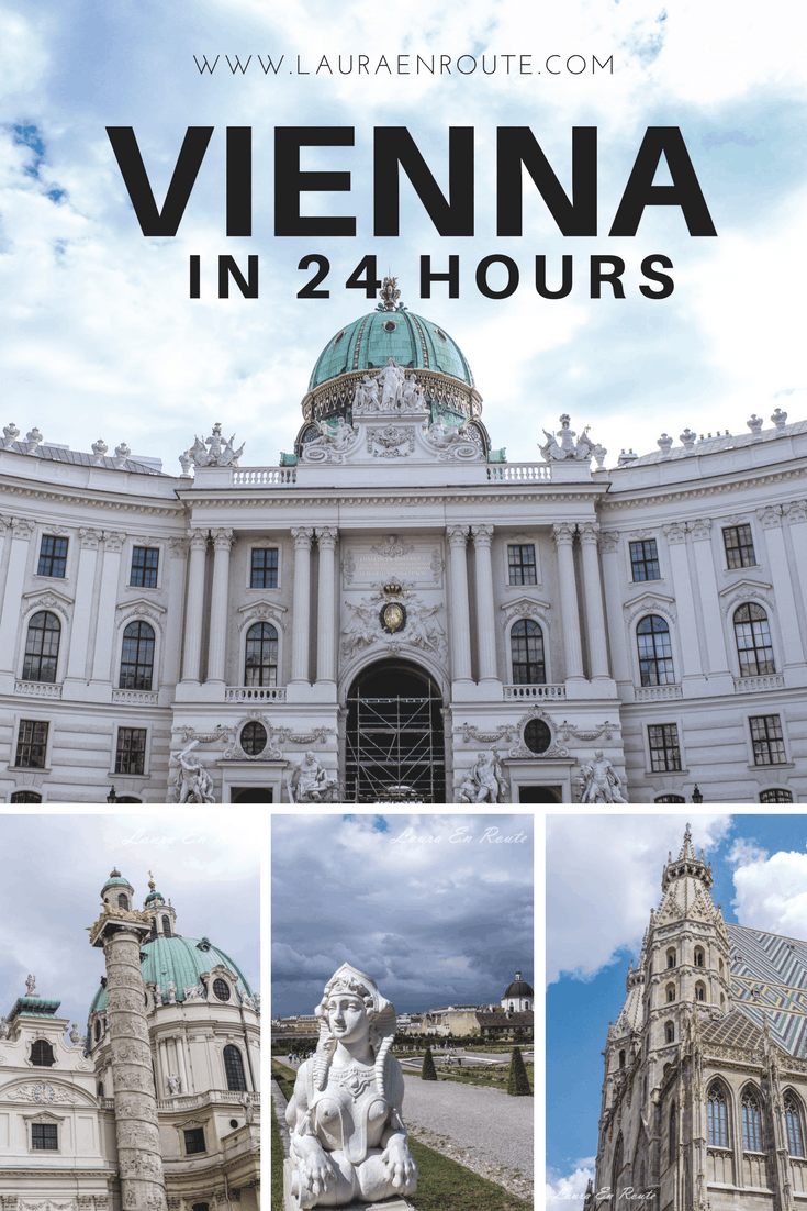Vienna Sights in 24 Hours