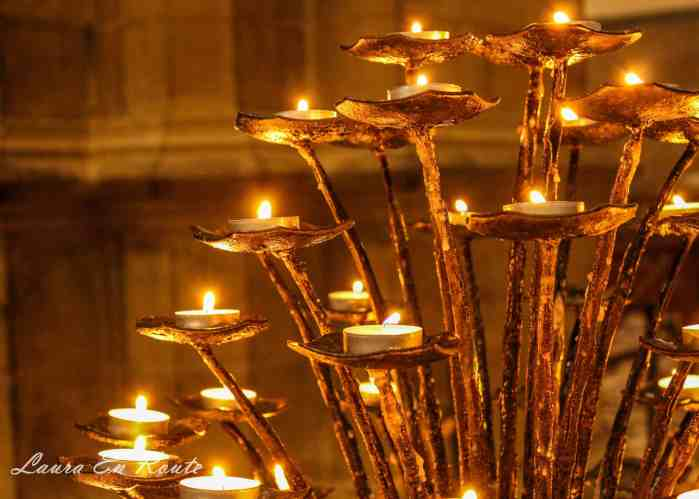 Duomo candles, Florence