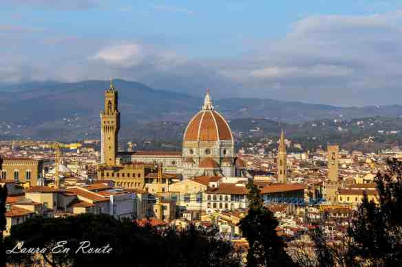 View of Florence from Boboli Gardens