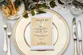 Dinner details at a destination wedding at le torri di bagnara, italy - photo by Jules Bower - www.lauraenroute.com