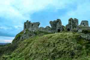 Dunamase Castle Ruins in Ireland - www.lauraenroute.com