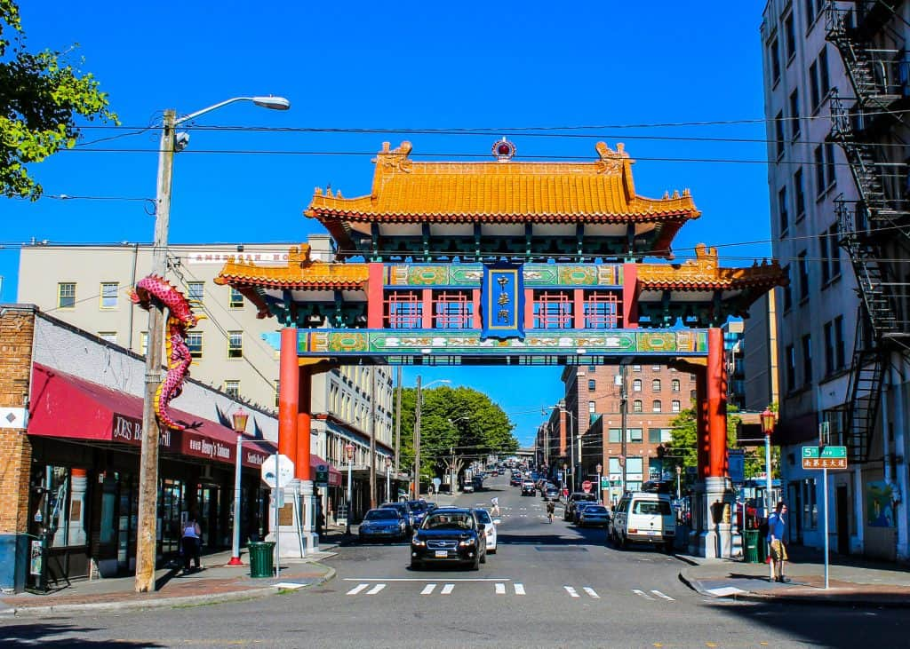 Chinatown, Seattle - www.lauraenroute.com