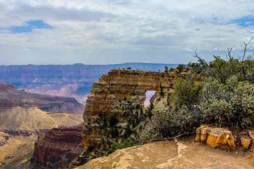 Angel's Window, Grand Canyon North Rim