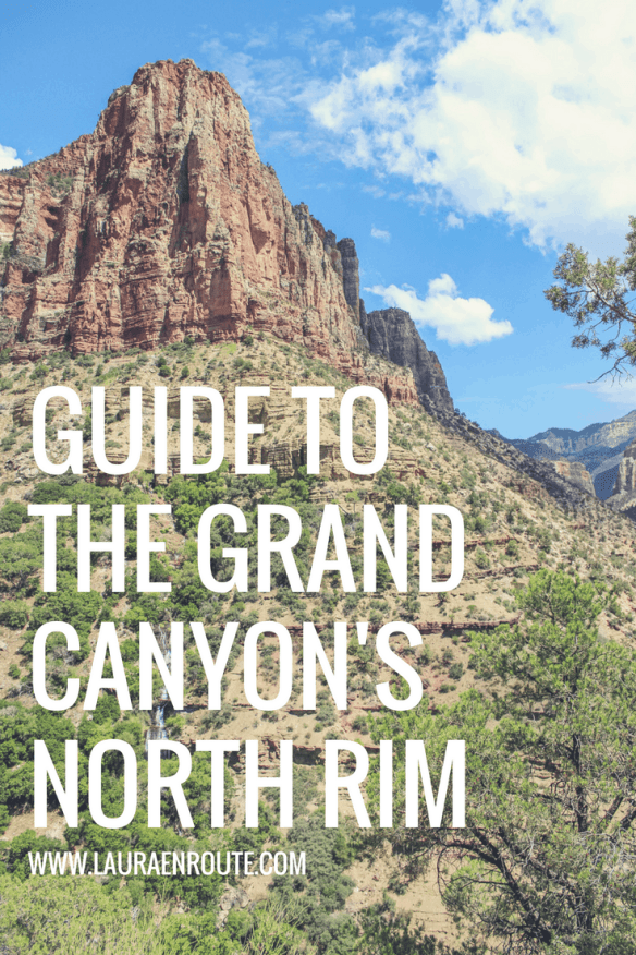 Guide to the Grand Canyon's North Rim