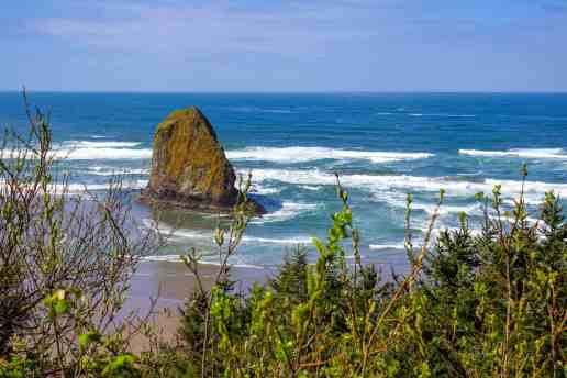Silver Point Interpretive Overlook, Cannon Beach, OR