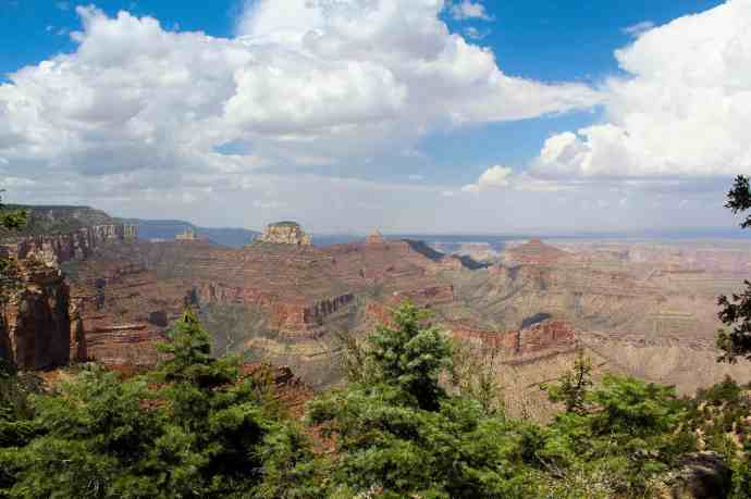 Cape Final trail, Grand Canyon