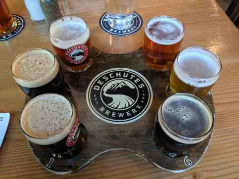 Deschutes Brewery, Portland, OR