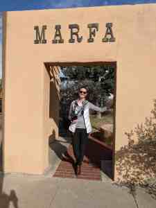 Laura En Route in Marfa, TX - Things to do When Visiting the Indian Lodge - www.lauraenroute.com