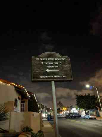 El Campo Santo Cemetery - Haunted Places - San Diego: Not your typical 4 day itinerary - www.lauraenroute.com