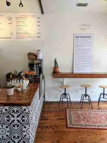 Poetic Republic Coffee Co - San Antonio Coffee Shops - Laura En Route