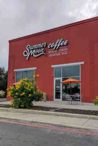 Summer Moon Coffee -San Antonio Coffee Shops - Laura En Route