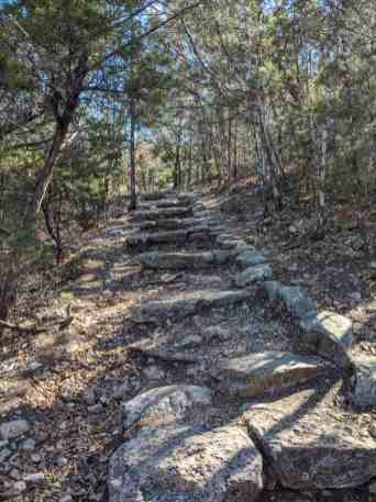 Lost Maples Hiking Path - Texas State Parks - Laura En Route