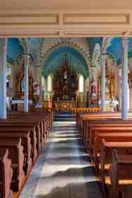 Painted Churches of Texas - Saints Cyril and Methodius- Laura En Route