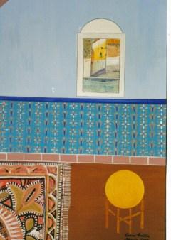 """De mi serie """"Interiores"""", 2002"""
