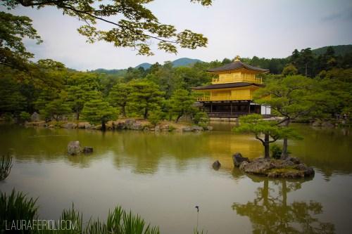 Kinkaku-ju (Golden Pavilion), Kyoto