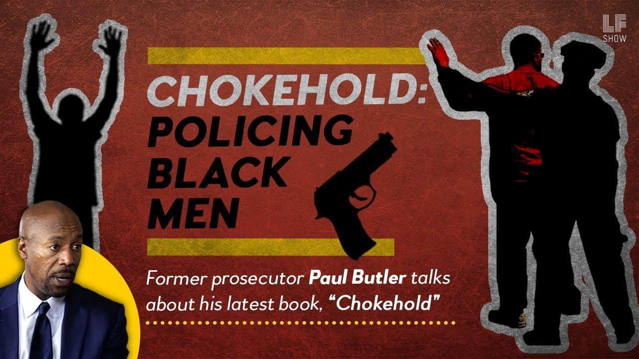 Policing Black Men Chokehold
