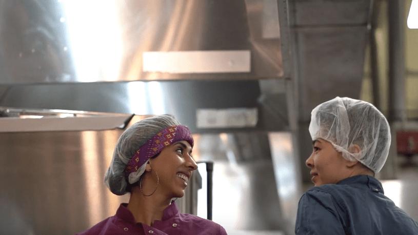 economic democracy and khaona kitchen