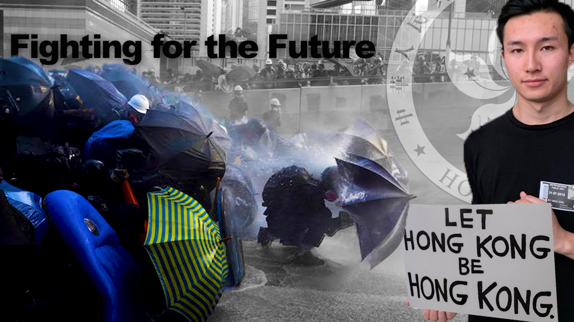 Fighting for the Future of Hong Kong Protesters continue to resist autocratic control of Mainland China and maintain autonomy as they fight for the future of Hong Kong.Protesters continue to resist autocratic control of Mainland China and maintain autonomy as they fight for the future of Hong Kong.Protesters continue to resist autocratic control of Mainland China and maintain autonomy as they fight for the future of Hong Kong.