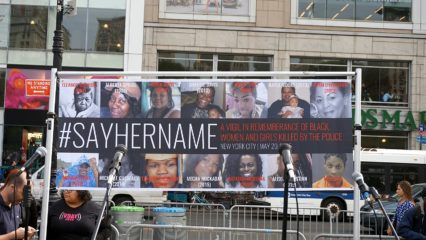 SayHerName, Impeachment and the Hawk
