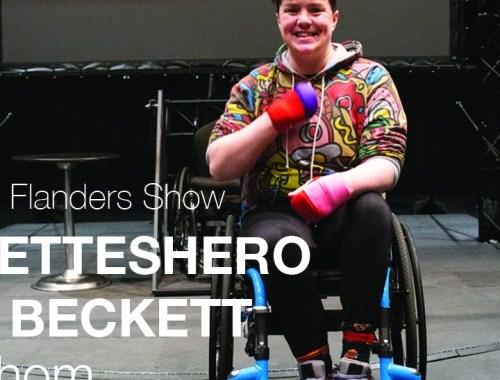 Touretteshero does Beckett