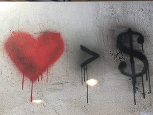 LoveGreaterThanMoney