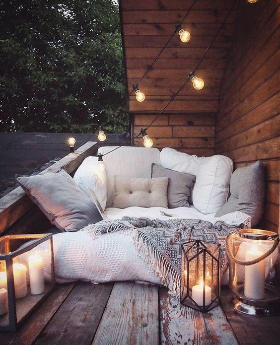 Ambiente suave y cálido