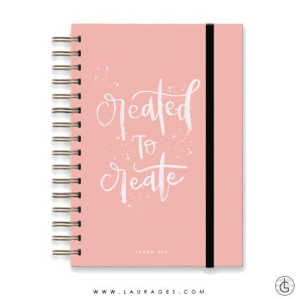 cuaderno para bullet journal