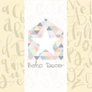 Diseño Lettering para Láminas Decorativas (BohoDeco)