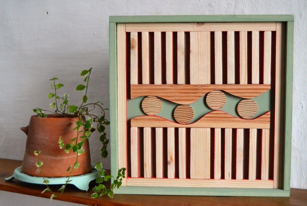 obras en madera menorca maker