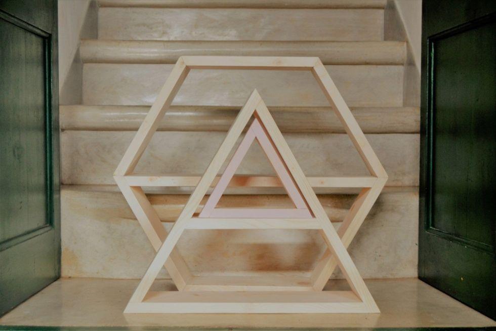 diy estanterias de madera menorca maker