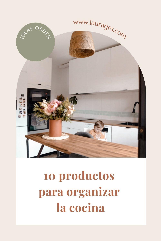organizar la cocina pin