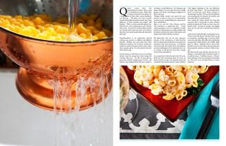 Magazine Sample Layout