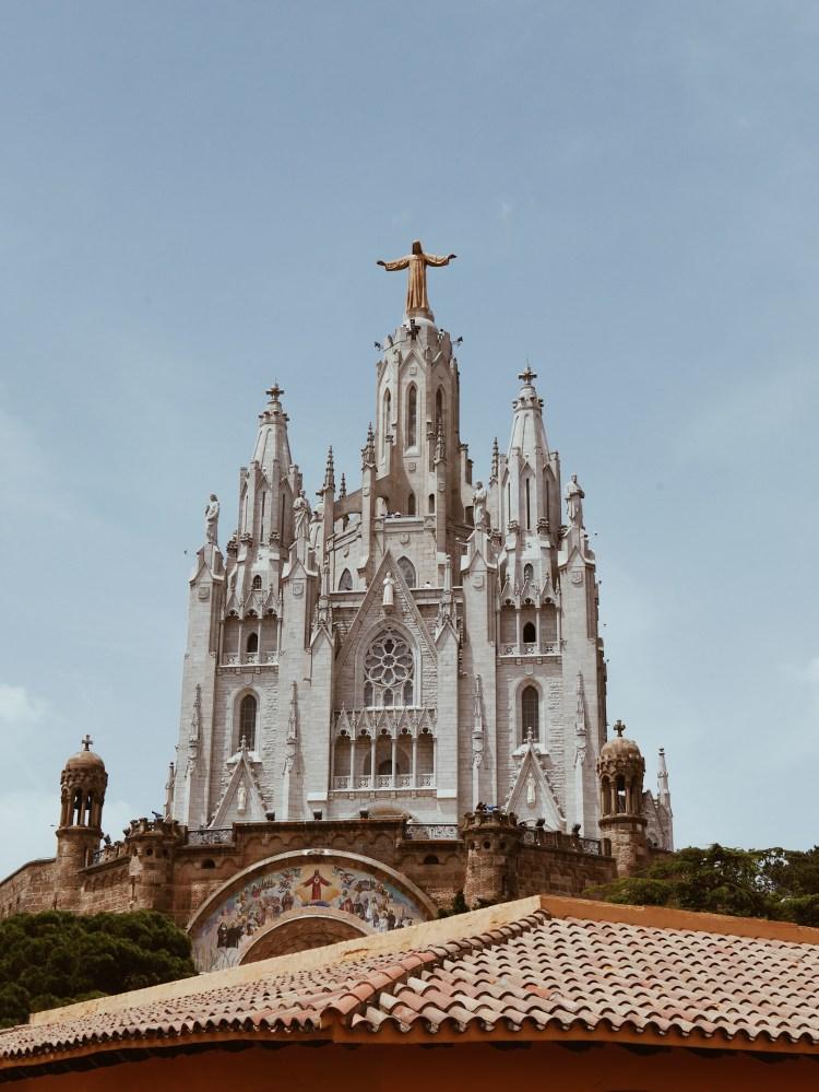 Barcelona Tibidabo