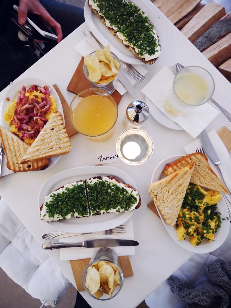 Café Schneewittchen am Glockenbach