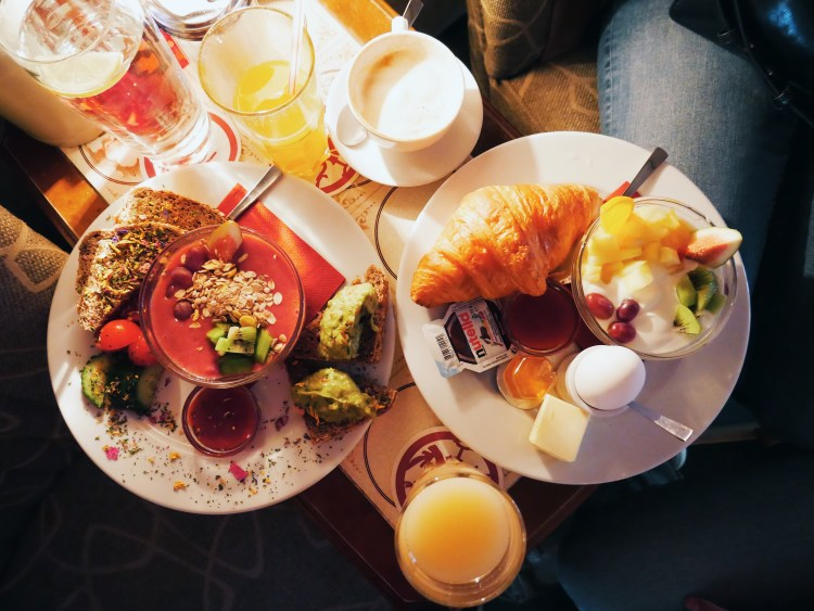 Café Trachtenvogl Frühstück