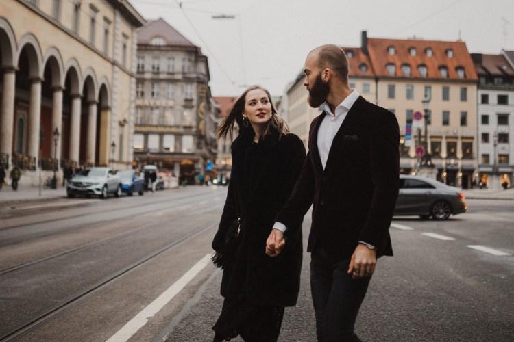 Paar Shooting München