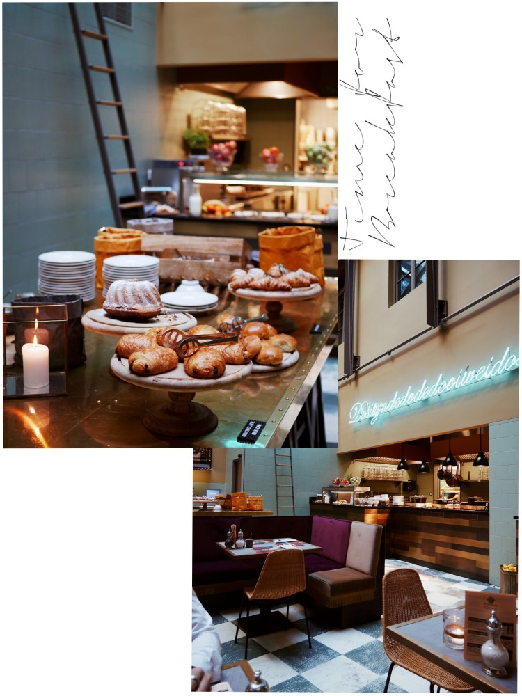 25hours hotel münchen frühstück neni