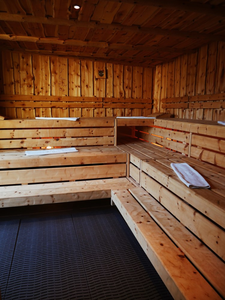 25hours hotel muenchen sauna