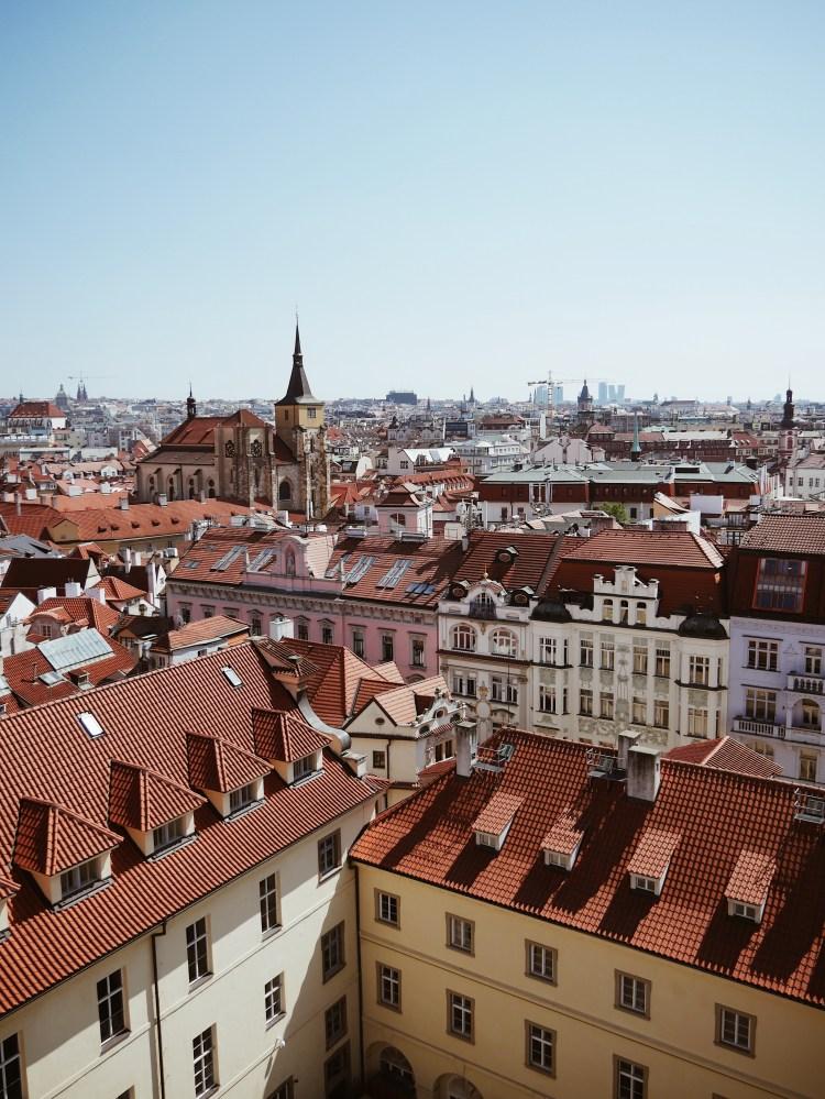 Travelguide Prague Astronomischer Turm